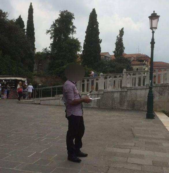 Sempre più droni in volo su Venezia Denunciato un turista britannico