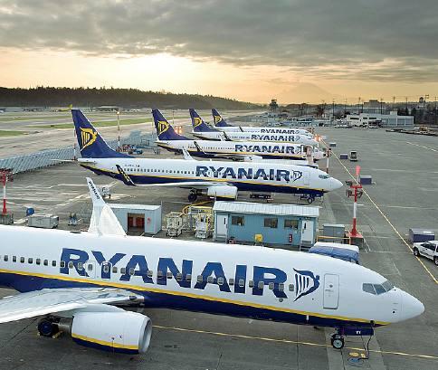 Ryanair, il piano per il Catullo «Obiettivo 400 mila passeggeri»