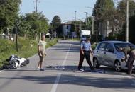 Scontro auto-moto, muore a 51 anni