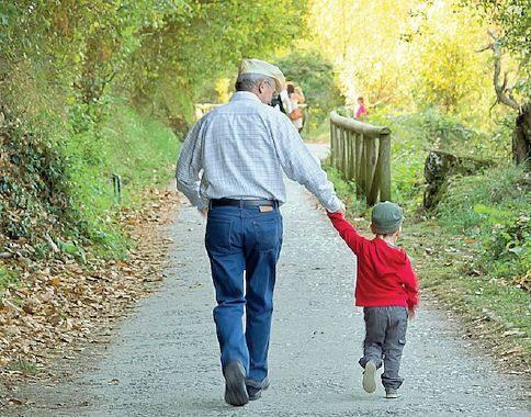 Racconti e sogni, «In viaggio con i nonni»