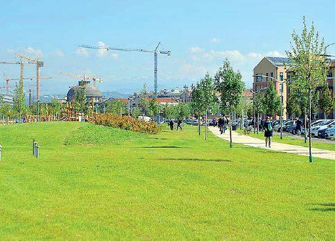 Verde pubblico a Verona Sud Bagarre (e offese) in consiglio