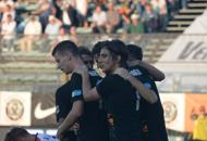 Padova, prima vittoria in trasfertaVenezia cala il tris contro Lumezzane