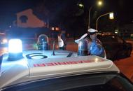In fuga, spara con taser ai carabinieriInseguito da Montebelluna a Sedico