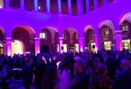 Festa al Fondaco e grandi incassiMille vip per il mega-party Guarda le foto   Dentro la festa Video