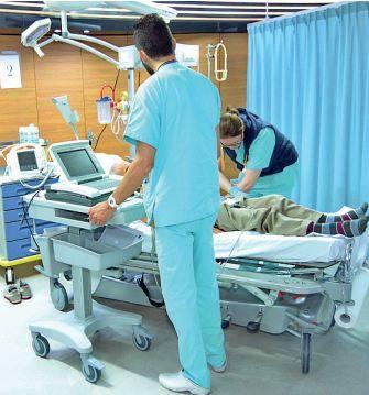 Turni di 12 ore per gli infermieri sperimentazione al San Bortolo