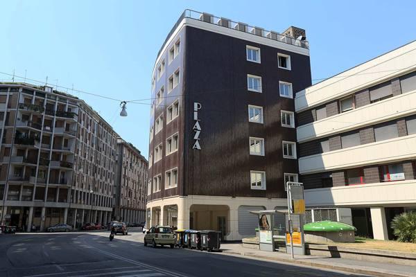Padova i tedeschi si comprano il plaza bitonci pronti a for Hotel milano padova