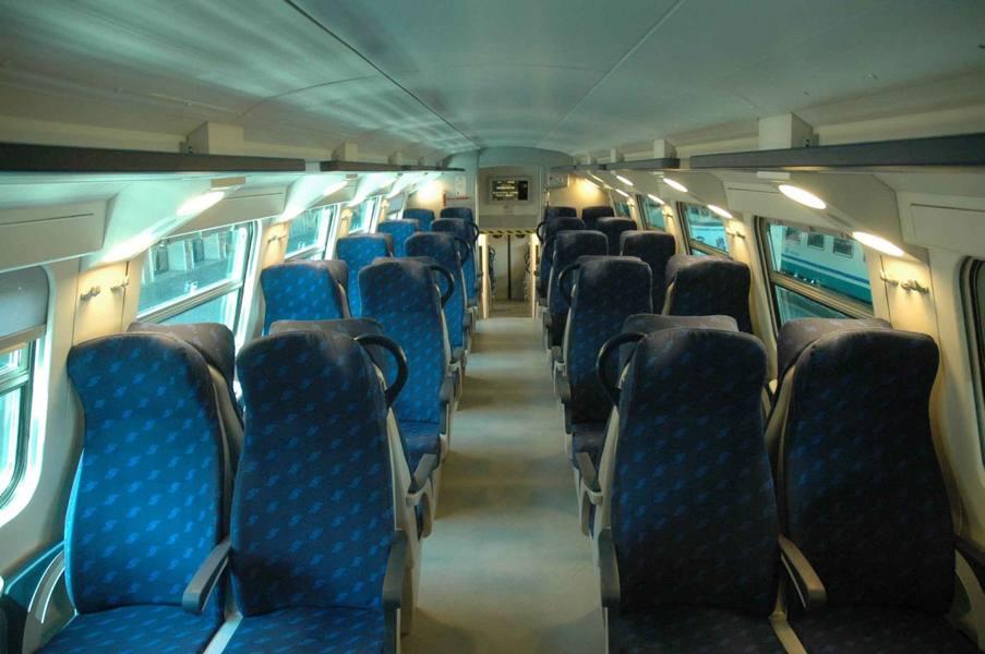 Arriva Vivalto, il nuovo treno per la tratta Venezia-Verona