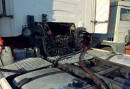 Motrice trasformata in �aspiratore�Cos� rubavano il gasolio ai Tir in sosta