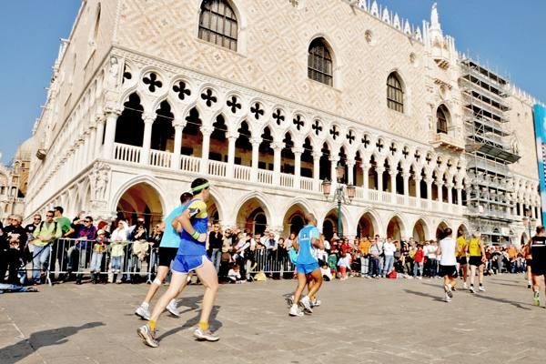 VeniceMarathon compie 31 anni Iscritti provenienti da 67 paesi