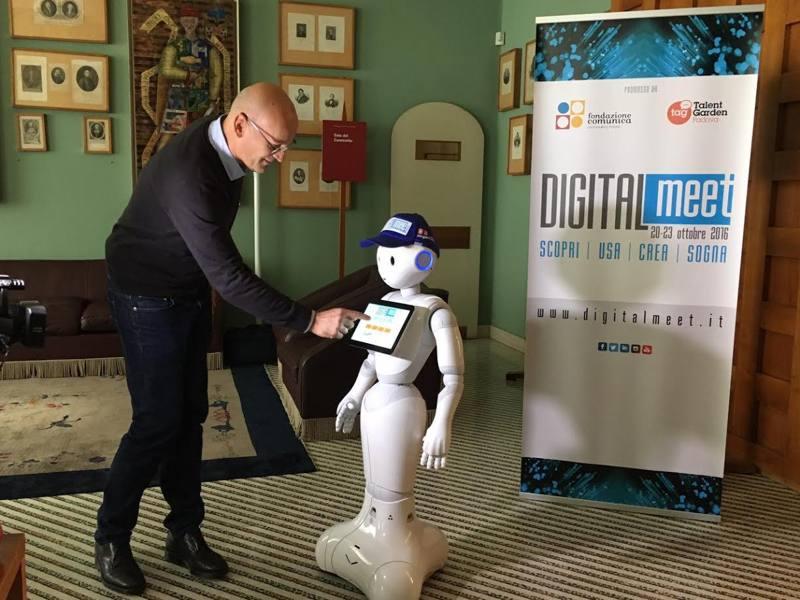 Al via Digitalmeet 2016, oltre 100 eventi nel segno dell'esperienza digitale