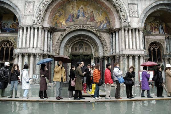 San Marco, basilica all'asciutto con un progetto da un milione di euro