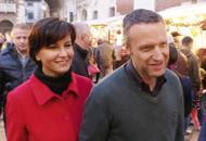 �Candidarmi a sindaco mi piacerebbea Verona con Flavio sento l'impegno�Fotogallery | Video| Sondaggio