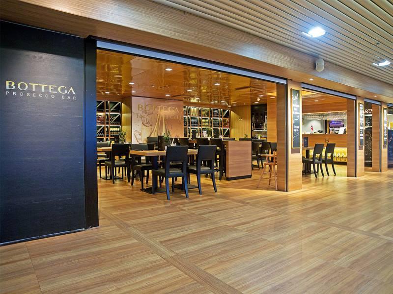 Bottega: «Il Friuli vieta il Prosecco nel nostro bar dell'aeroporto»
