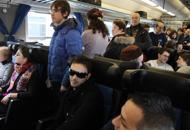 Trenitalia cancella la prima classedai treni dei pendolari: è polemica