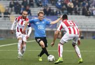 Vicenza, brutta sconfitta a Novara