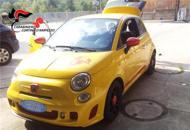 Raffica di furti alle auto dei turistiBanda sgominata dai carabinieri   Ft