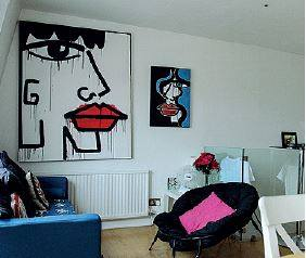 A londra in appartamenti d arte il business veneto nell for Appartamenti londra