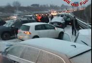 Pioggia gelata, chiusa per 4 ore l'A13 nel tratto tra Rovigo e PadovaGhiaccio, un morto nel Padovano
