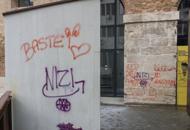 Vandali in azione in Basilicatempo scaduto per pizzicarli   Foto