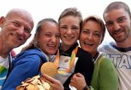 Oscar dello Sport, Bebe candidatacon lei Bolt, Ronaldo e Phelps
