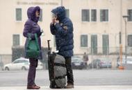 Il freddo fa più paura dello smogCa' Sugana alza il riscaldamentoSenzatetto, appello a tutti i Comuni