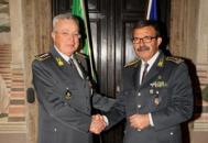 GdF, Giuseppe Vicanolo è il nuovo comandante interregionale