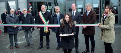 Cittadella della giustizia Ferri: esempio per l'Italia