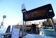 Sciopero Actv, traffico e disagifermi bus, tram e vaporetti | Foto