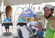 Una maratona al giorno per 60 giorniil sogno da Guinness di Daniele| Vd