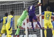 Fiorentina si conferma «bestia nera»Chievo sconfitto al Bentegodi