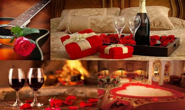 San valentino idee e proposte corriere del veneto - Idee cena romantica a casa ...