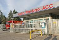 Wanbao Acc, slitta cassa integrazioneNuovo incontro il 24 febbraio