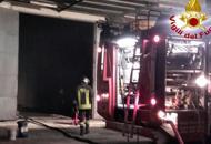 Vicenza: va a fuoco il capannone, proprietario accorre e muore d'infarto