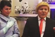 Renzo Rosso fa il verso a Trump«Costruisco muri  così creo lavoro» Guarda il VIDEO-PARODIA
