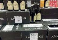 Finto Amarone Dop nei supermercati,sotto sequestro un'azienda veronese