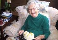 Morta in Canada a 94 annila partigiana Olga Cadamuro