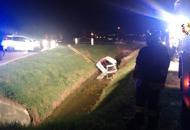 Scontro frontale tra due auto:un morto e un ferito |  Foto