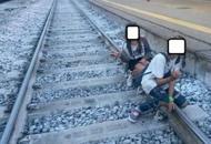 Selfie sui binari in stazioneRagazza 17enne segnalata alla Polfer