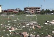 Tornado, Regione contro i sindaci  Fondi, verso l'intesa sullo stadio