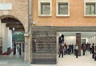 Casa di Giulietta, la nuova versione Ingresso al posto del negozio Armani