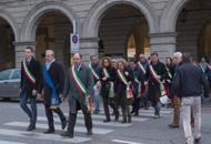 Emergenza Pfas, sindaci in corteo GUARDA LA FOTOGALLERY
