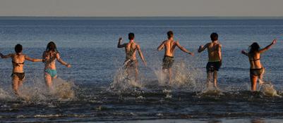 Corriere del veneto ultime notizie veneto e nord est for Ibiza a maggio si fa il bagno