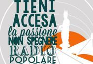 Radio Popolare Verona, trasmissioniin silenzio per chiedere aiuto