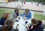I giovani veneti malati di smartphone