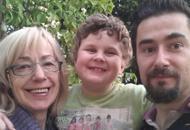 Addio a Sasha: la lotta per l'adozione e contro  la malattia, con il sorriso