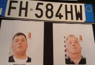 Polizia  sventa rapina a un ristoranteArrestati due pregiudicati