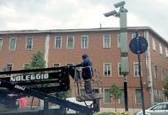 Nuove telecamere in Corso del Popolo