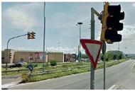 Il Comune spegne il T-red, a giugnoi cantieri della rotatoria all'Auchan