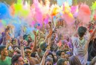 Farà tappa nei più grandi festival italiani,parte l'Holi, la festa dei colori