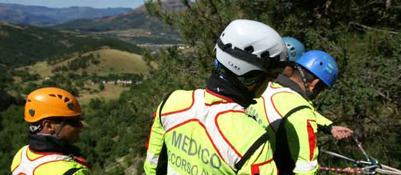 Esce per un giro in bici e non rientraricerche del soccorso alpino a Conco
